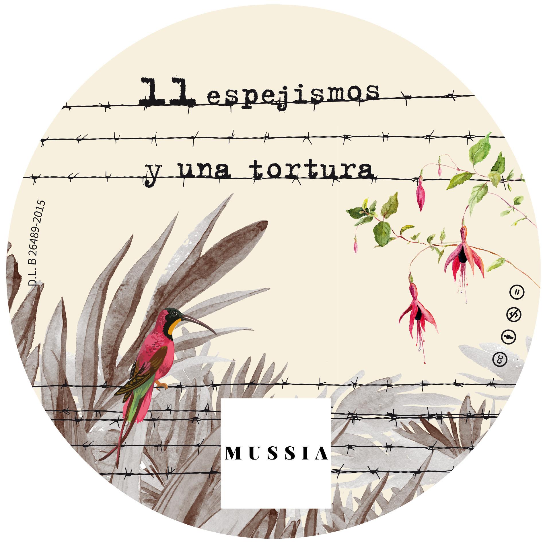 Edició del llibre cd per a Mussia-w