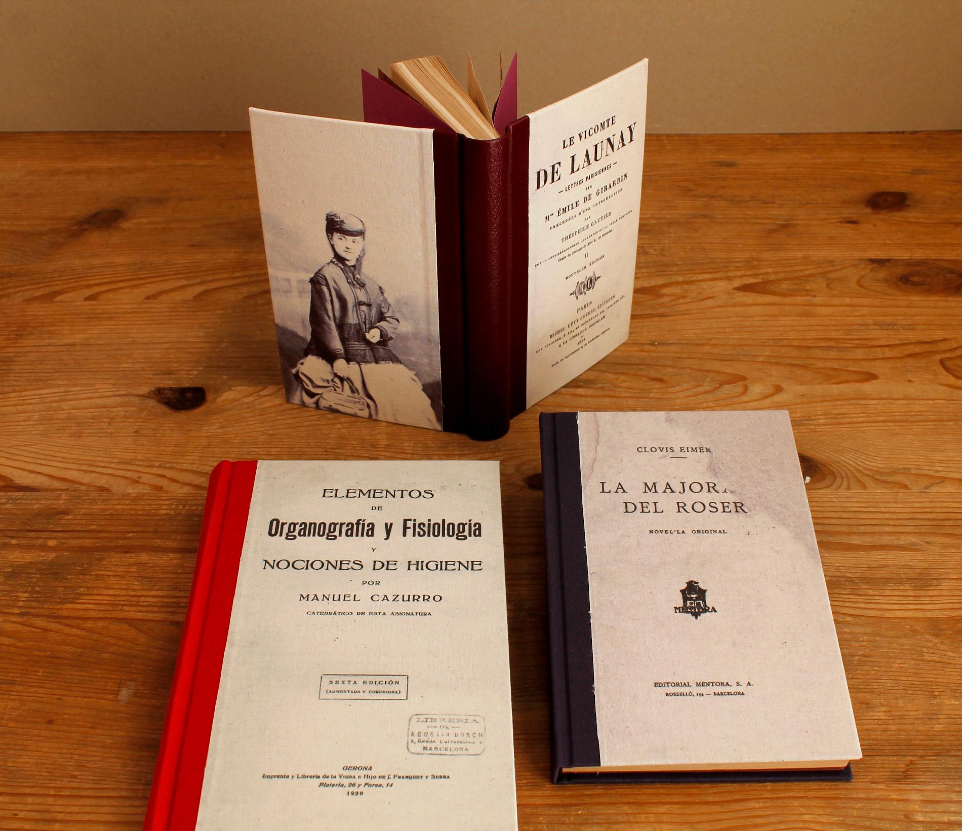 Restauració i enquadernació de llibres antics-w